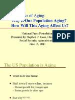 Demographics of Aging (Stephen C. Goss)