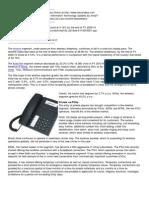 Voice&Data Online - Wireline
