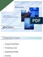 Dietswell Corporation
