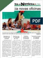 Jornal Natércia em Notícia - Primeira Edição - Maio de 2011