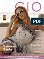 Revista OCIO - Abril 2011