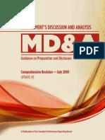 CA MD&A