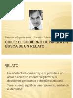 Relato gobierno piñera chile