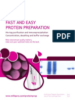 Fast and Easy Protein Preparation
