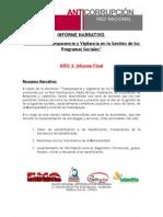 Informe Final - Amazonas
