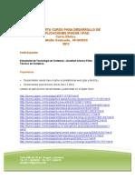 Propuesta Curso Desarrollo iPhone-iPad
