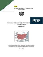 Draft Study Bulgaria