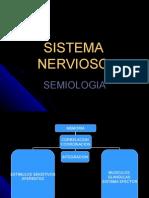 MEDICINA_Sistema Nervioso. Semiología