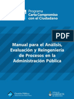 Manual Para La Reingenieria de Procesos INAP 2006