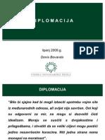 DIPLOMACIJA