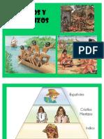 Indios y Mestizos