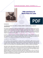 Vida Masonica Roso de Luna - Esteban Cortijo