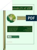 BGGG White Paper Sustainability at USF R1