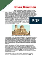 Arquitetura Bizantina1
