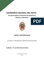 lectura 01 Epistemología ok 29.04.11
