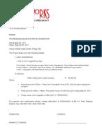 Ficus Tree Proposal