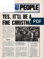 Plysu People No.10 Christmas 1973