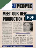 Plysu People No.11 Spring 1974