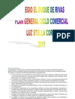 Plan Comercio 2011