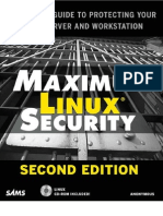 Maximum Linux Security (2nd Edition)