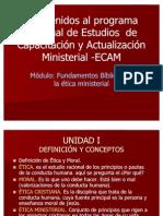 ECAM diapositivas