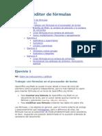 Manual de Open Office Math