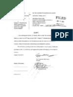 Mecklenborg arrest information