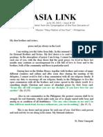 Asia Link - JUNE 2011