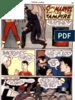 (1941) Captain Marvel Battles the Vampire