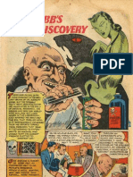 (1952) Strange Terrors (Doctor Webb's Weird Discovery)