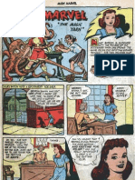 (1946) Mary Marvel Story (Mary Marvel and the Magic Yarn)