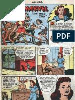 (1946) Mary Marvel Story (Mary Marvel and the Magic Yarn)