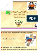 Salary Income Tax Final