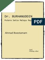 Dr Burhanuddin - Ahmad Boestamam