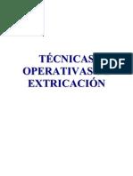Tecnicas Operativas de Extricacion
