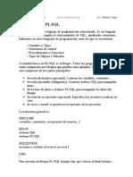 Iniciando PLSQL