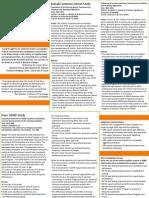 Dore Program Research