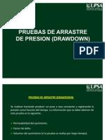 Clase 12 Pruebas DRAW DOWN