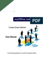 MyOffize Manual