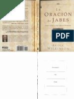 Bruce Wilkinson La Oracion de Jabes x La Tropical