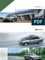 Impreza2007 Brochure