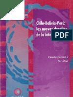 Chile-bolivia-peru Desafios de La Integracion
