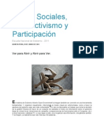 Post Blog Curso 'Redes Sociales...' - Many Eyes