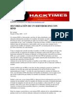 Securizacion DNS BIND HackTimes.com.v.1.0