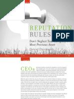 Reputation Rules