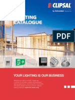 CLIPSAL Lighting Catalogue