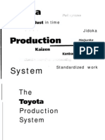 Toyota LEAN Program
