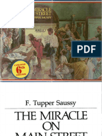 F Tupper Saussy The Miracle On Main Street