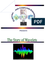 Story of Wavelets