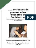 Una introducción general Preceptos Bodhisattva